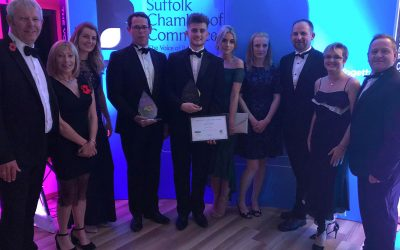 Hard work recognised with prestigious regional awards