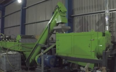 Radical Waste invests in brand new cutting-edge plastic processing facility